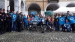 VENARIA - «Un motogiro per unire»: piazza Annunziata tinta di blu ha accolto centinaia di Harley - immagine 6