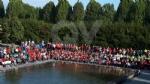 VENARIA - Trecentocinquanta appassionati per il raduno di Nordic Walking - LE FOTO - immagine 6