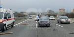 INCIDENTE IN TANGENZIALE - Scontro fra due auto vicino allo svincolo per Caselle: due feriti - immagine 6