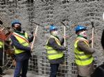 COLLEGNO - Partiti gli scavi per la stazione «Collegno Centro» della metropolitana - FOTO - immagine 6