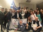 RIVOLI - Le prime parole di Tragaioli da sindaco: «Un risultato che passerà alla storia» - FOTO - immagine 7