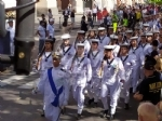 VENARIA - I marinai della sezione Cagnassone a Salerno nel ricordo di Claudio Genta - immagine 7