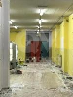"""VENARIA - Corridoi ridipinti allArti e Mestieri di via Amati grazie a """"Bricolage del Cuore"""" - immagine 7"""