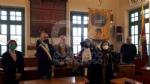 VENARIA - 43esimo Real Carnevale: consegnate le chiavi al Lucio dla Venaria e alla Castellana - immagine 7