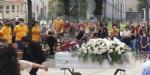 COLLEGNO - Lacrime e tanta commozione ai funerali del piccolo Riccardo Celoria - FOTO - immagine 7