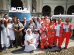 VENARIA - Un defibrillatore e unambulanza per i 40 anni della Croce Verde Torino - immagine 7