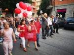 """ALPIGNANO/RIVOLI - Oltre 200 alla fiaccolata per ricordare Michele Ruffino e dire """"no"""" al bullismo - immagine 7"""
