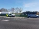 BORGARO - MAXI INCIDENTE IN TANGENZIALE: cinque auto coinvolte, un ferito portato in ospedale - immagine 7