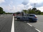 BORGARO - Terribile incidente in autostrada: due giovani borgaresi feriti in modo grave - immagine 7