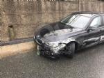 RIVOLI - Scontro fra due auto in tangenziale: disagi al traffico, ma nessun ferito - immagine 7