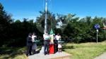 VENARIA - La bandiera dei marinai torna a sventolare nel cielo della Reale - FOTO - immagine 7