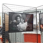 VENARIA - La pioggia non ha fermato le iniziative per la Giornata contro la violenza sulle donne - immagine 7