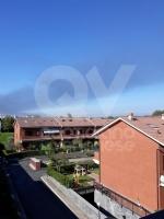 INCENDIO A SETTIMO - A fuoco una ditta, colonna di fumo visibile anche dalla tangenziale FOTO - immagine 7