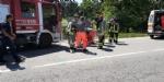 VENARIA - Grave incidente sulla Sp1: scontro tra due auto finite nella scarpata - FOTO e VIDEO - immagine 7