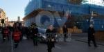 BORGARO - Più di mille persone per lestremo saluto allex sindaco Vincenzo Barrea - FOTO - immagine 7