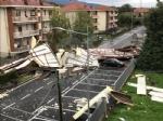 CAFASSE - Assessore regionale allIstruzione in visita alla scuola media colpita dal maltempo - immagine 7