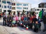 BORGARO - Scuole protagoniste dei festeggiamenti del 4 Novembre - FOTO - immagine 17
