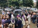 RIVOLI - In tanti nella chiesa di San Paolo per lultimo saluto a Lina Paradiso Alberghina - immagine 7