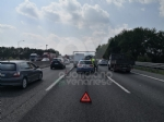 VENARIA-BORGARO - Scontro in tangenziale: tre auto coinvolte, due i feriti - immagine 7