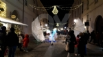 VENARIA - Il grande cervo in piazza Annunziata è stato illuminato: il Natale è iniziato in città - immagine 7