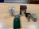 CASELLE - Nasconde gli orologi di marca nelle tasche degli abiti per evitare i controlli - immagine 7