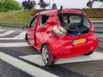 RIVOLI-COLLEGNO - Doppio incidente in tangenziale: auto contro guardrail e tir su una scarpata - immagine 8