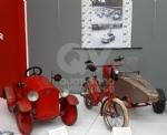 VENARIA - Le auto a pedali di Antonio Iorio: un meraviglioso tuffo nel passato - LE FOTO - immagine 8