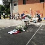 COLLEGNO - Lacrime e tanta commozione ai funerali del piccolo Riccardo Celoria - FOTO - immagine 8
