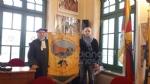 VENARIA - 43esimo Real Carnevale: consegnate le chiavi al Lucio dla Venaria e alla Castellana - immagine 8