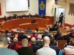 RIVOLI - Contro furti e truffe i carabinieri incontrano i cittadini - FOTO - immagine 8