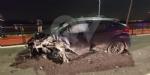 CASELLE - Ennesimo incidente stradale lungo la provinciale: due feriti, uno grave - FOTO - immagine 8