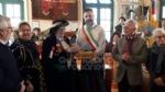 CARNEVALE A VENARIA - Consegnate le chiavi della città al Lucio dla Venaria e alla Castellana - immagine 8