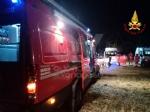 A FUOCO IL MUSINE - Pompieri ancora in azione: potrebbe essere un atto doloso - FOTO - immagine 8
