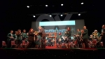 VENARIA - I musici venariesi del Giuseppe Verdi hanno festeggiato Santa Cecilia - FOTO - immagine 8