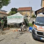 VENARIA - Artigiani volontari realizzano il presidio sanitario di sanificazione per la Croce Verde - immagine 8