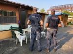 COLLEGNO - Sgombero area ex Mandelli. Casciano: «Per sicurezza e per tutelare le condizioni igienico-sanitarie» - immagine 8