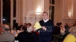 VENARIA - 420 partecipanti alla «Cena della solidarietà e della fratellanza» alla Reggia - FOTO - immagine 8