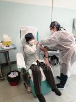 RIVOLI-COLLEGNO - Siamo tutti Silla Bovo: a 100 anni si vaccina per dire «stop» al Covid - FOTO - immagine 8