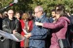 PIANEZZA-RIVOLI - La città di Torino da oggi ha un giardino dedicato a Vito Scafidi - LE FOTO - immagine 8