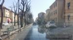 VENARIA - Problemi al canale irriguo della Dora: allagate via Don Sapino e corso Matteotti - immagine 8