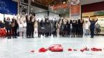 VENARIA - La pioggia non ha fermato le iniziative per la Giornata contro la violenza sulle donne - immagine 8