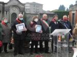 DRUENTO - Il nuovo monumento ai Caduti Partigiani è realtà: inaugurato stamane - FOTO - immagine 8
