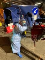 VENARIA-TORINO - Pizze e calzoni per medici e infermieri impegnati nel curare i malati di Coronavirus - immagine 8