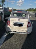 COLLEGNO - Maxi tamponamento in tangenziale : cinque mezzi coinvolti, un ferito - immagine 8