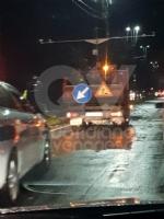 MALTEMPO - Albero e una insegna crollati sulle auto, strade allagate - immagine 8