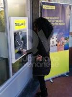 GIVOLETTO - Finalmente in paese torna un bancomat, grazie a Poste Italiane - immagine 8