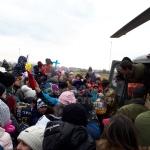 VENARIA - La Befana è arrivata con tre giorni danticipo allAves Toro - immagine 8