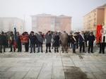 BORGARO - Scuole protagoniste dei festeggiamenti del 4 Novembre - FOTO - immagine 8
