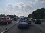 VENARIA-BORGARO - Scontro in tangenziale: tre auto coinvolte, due i feriti - immagine 8