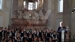 VENARIA - Larcivescovo Nosiglia in visita a SantUberto: protagoniste le scuole della città - FOTO - immagine 8